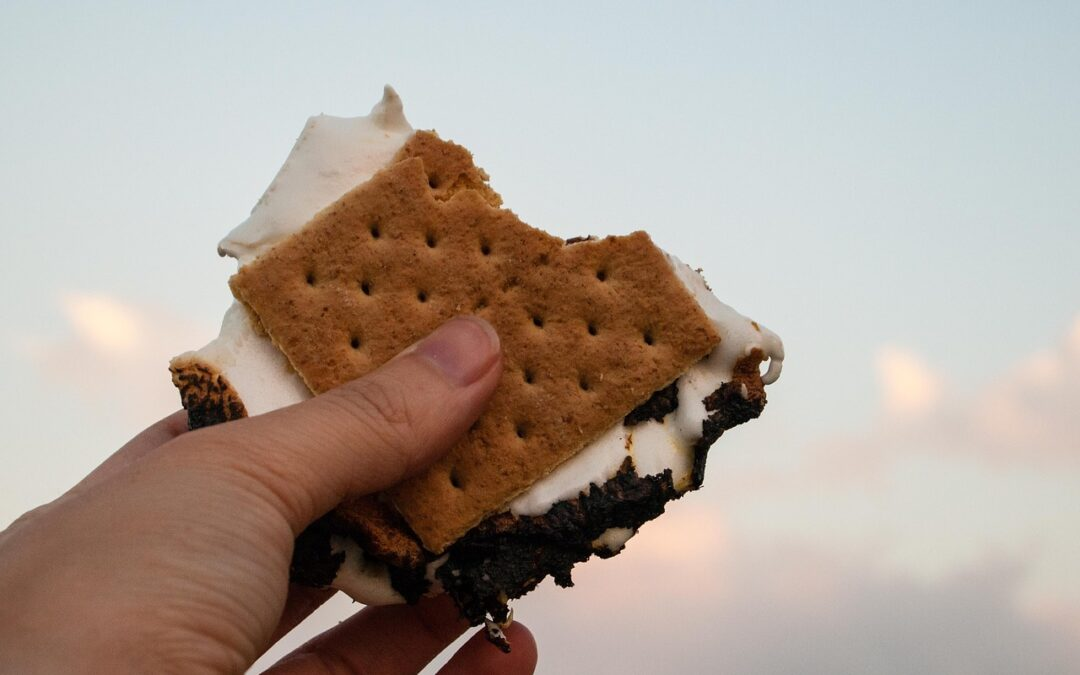 Easy Recipes for the Fire: S'mores